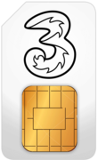 Three Mobile SIM